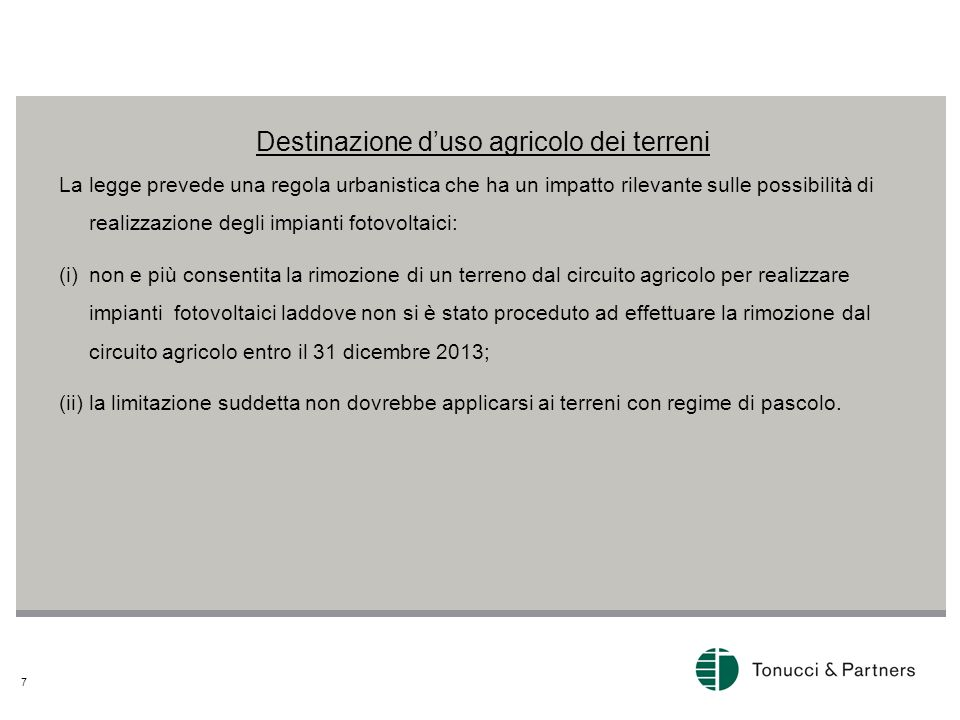 8 Cessione dei certificati verdi sul mercato bilaterale La legge prevede una limitazione alle transazioni dei CV.