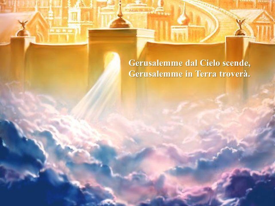 E in Cieli nuovi e Terra nuova c'è il disegno che hai affidato a noi.
