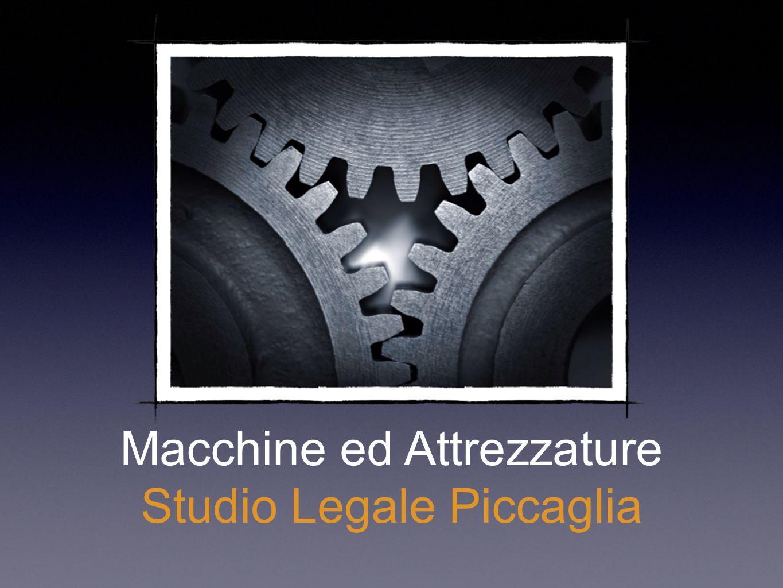Macchine ed Attrezzature Studio Legale Piccaglia Macchine ed Attrezzature Studio Legale Piccaglia
