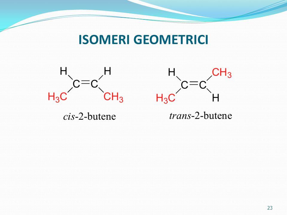 ISOMERI GEOMETRICI 23
