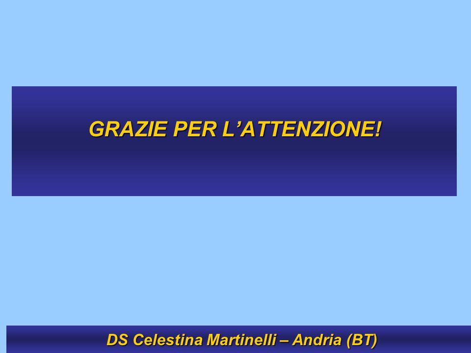 18 GRAZIE PER L'ATTENZIONE! DS Celestina Martinelli – Andria (BT)