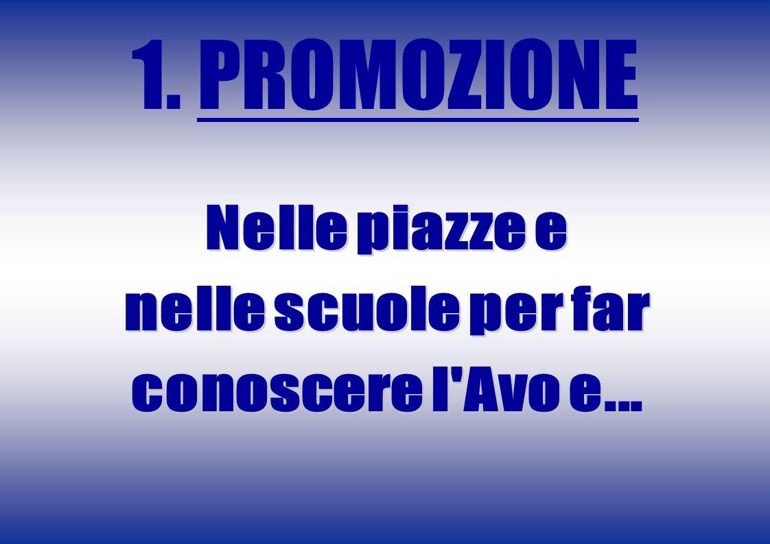 1. PROMOZIONE