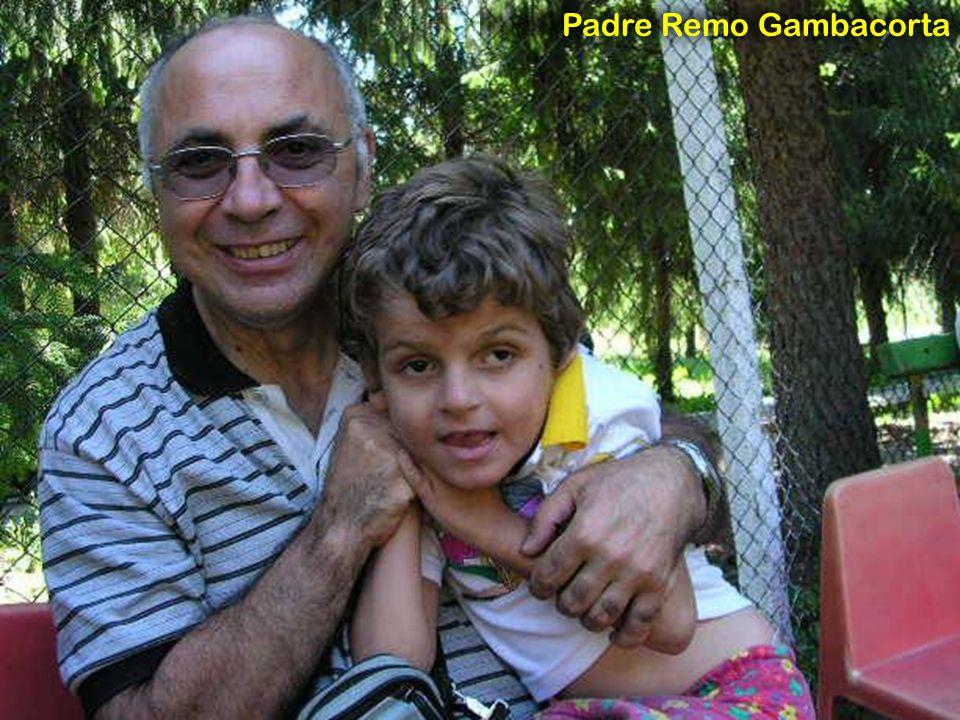Padre Remo Gambacorta