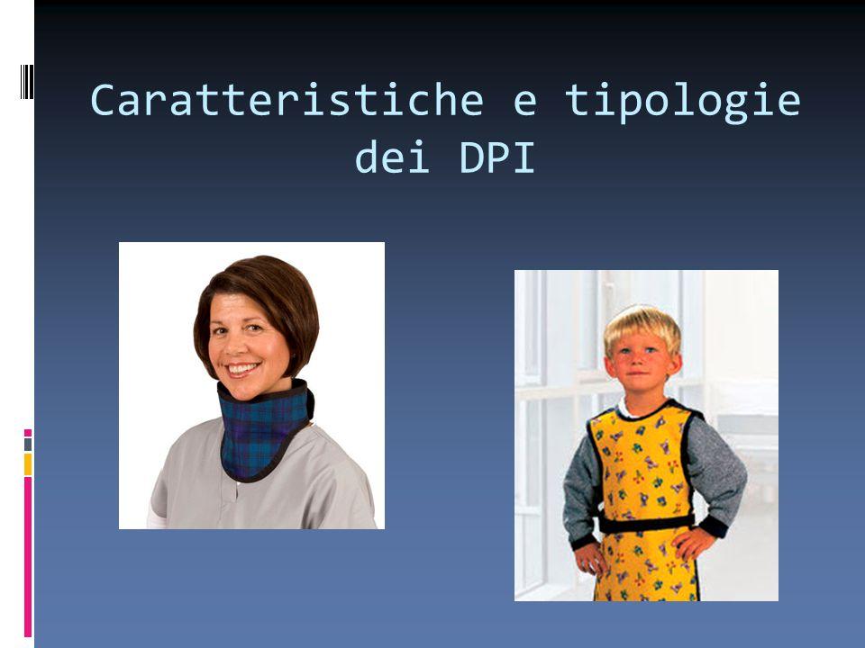 Caratteristiche e tipologie dei DPI
