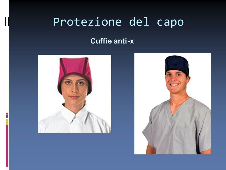 Protezione del capo Cuffie anti-x