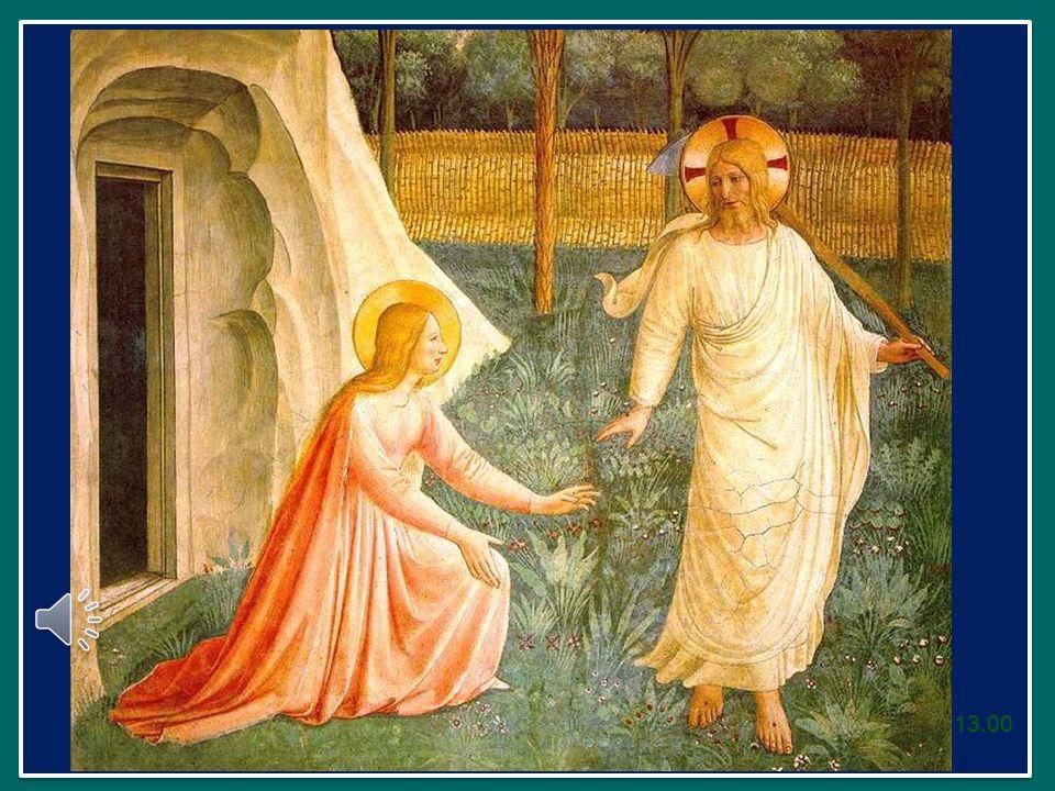 E così domandiamo a Gesù risorto, che trasforma la morte in vita, di mutare l'odio in amore, la vendetta in perdono, la guerra in pace.