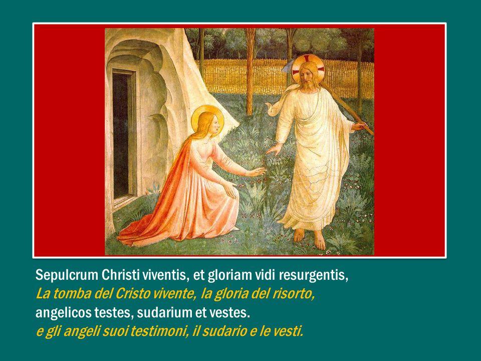 questo stesso amore misericordioso ha inondato di luce il corpo morto di Gesù, lo ha trasfigurato, lo ha fatto passare nella vita eterna.