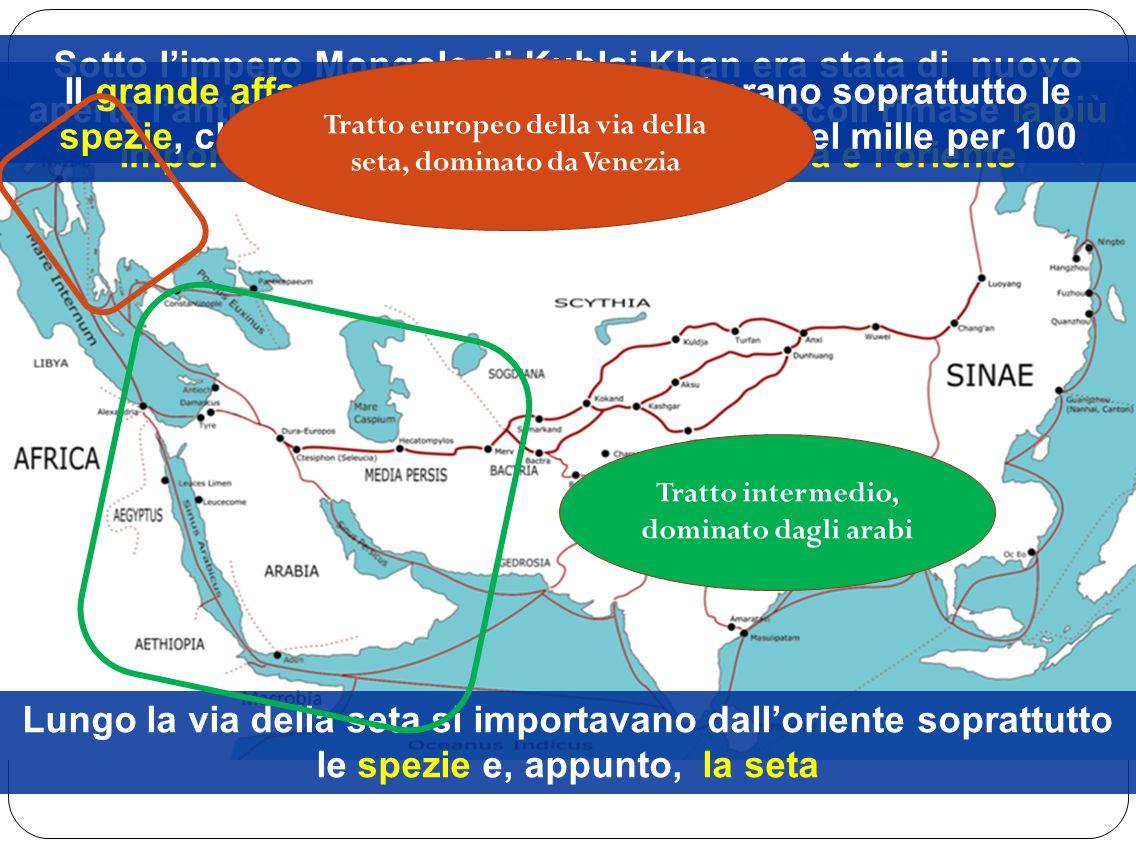 La prima circumnavigazione del globo Ferdinando Magellano (navigatore portoghese al servizio della Spagna) scopre un passaggio nel Sudamerica chiamato Stretto di Magellano, attraverso il quale può passare dall'Oceano Atlantico all'Oceano Pacifico.