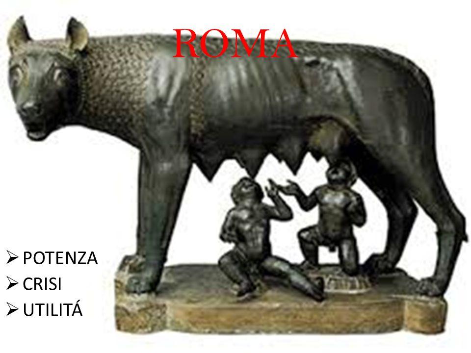 ROMA PPOTENZA CCRISI UUTILITÁ
