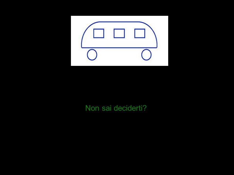 In quale direzione viaggia il bus disegnato qui sotto? Verso sinistra o verso destra?