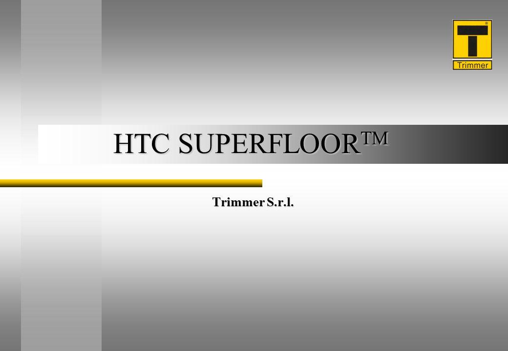 HTC SUPERFLOOR TM Trimmer S.r.l.