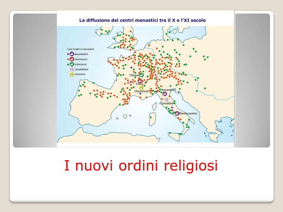 I nuovi ordini religiosi