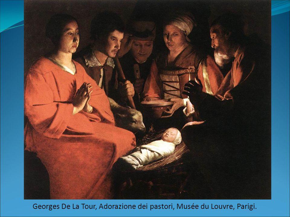 Georges De La Tour, Il Neonato, XVI secolo, Museo di Rennes