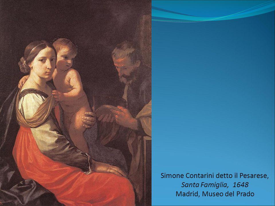 Andrea Mantegna, Santa Famiglia con sant'Elisabetta e Giovannino, 1495-1505, Dresda, Gemäldegalerie