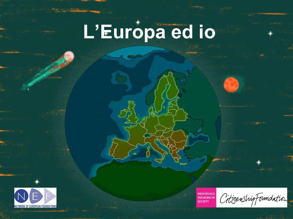 L'Europa ed io
