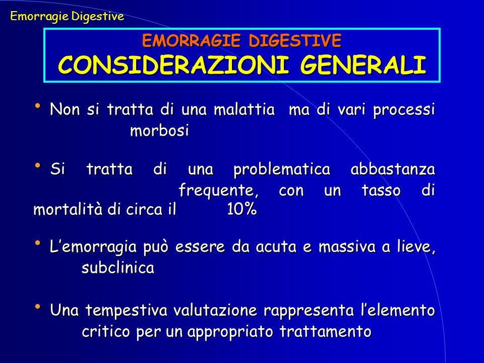 Chirurgia d'Urgenza-Prof.O.Campione Emorragie Digestive Fistolaaorto-duodenale