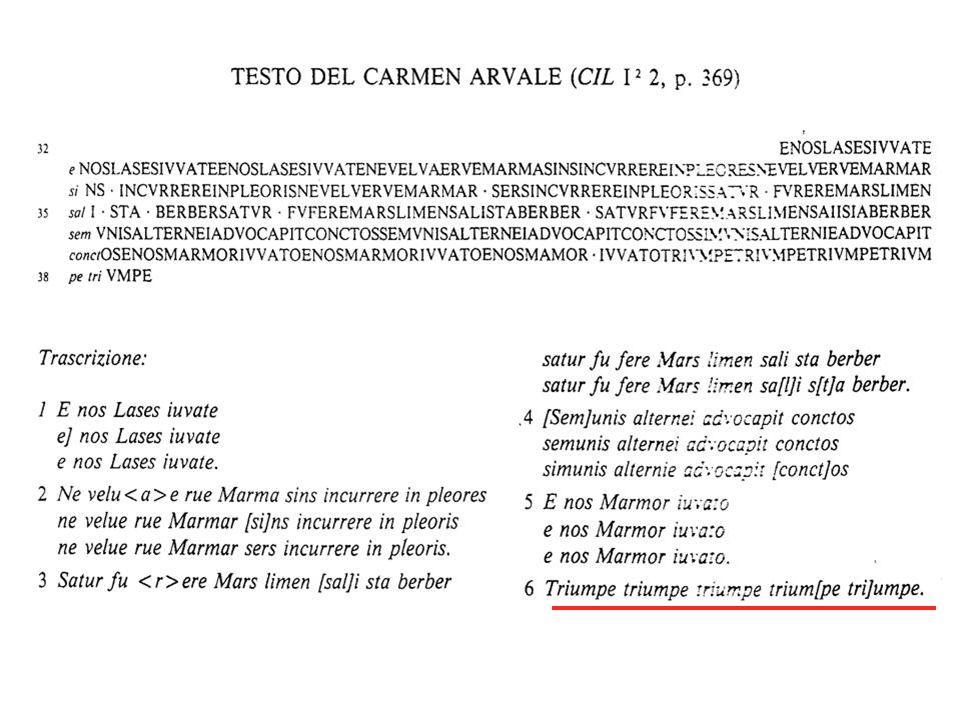 Trionfo di Romolo Plutarco, vita di Romolo 16 4.Romolo...