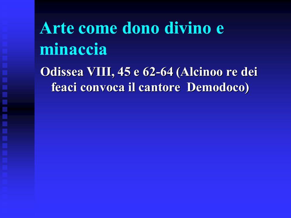 Odissea, VIII, 45 sgg.
