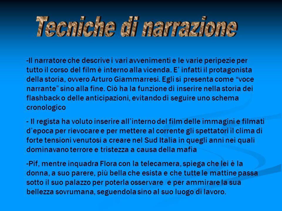 - Il regista ha fatto ricorso per gran parte del film alla comicità per mettere al corrente i lettori di tutte le malefatte dei mafiosi, divertendosi allo stesso tempo.