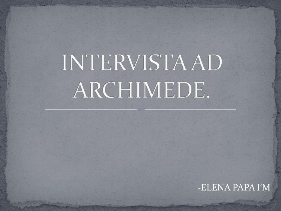 - ELENA PAPA I'M