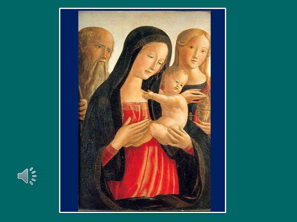E la Vergine Maria è perfettamente «sintonizzata» con Dio: invochiamola con fiducia, affinché ci insegni a seguire fedelmente Gesù sulla via dell'amor