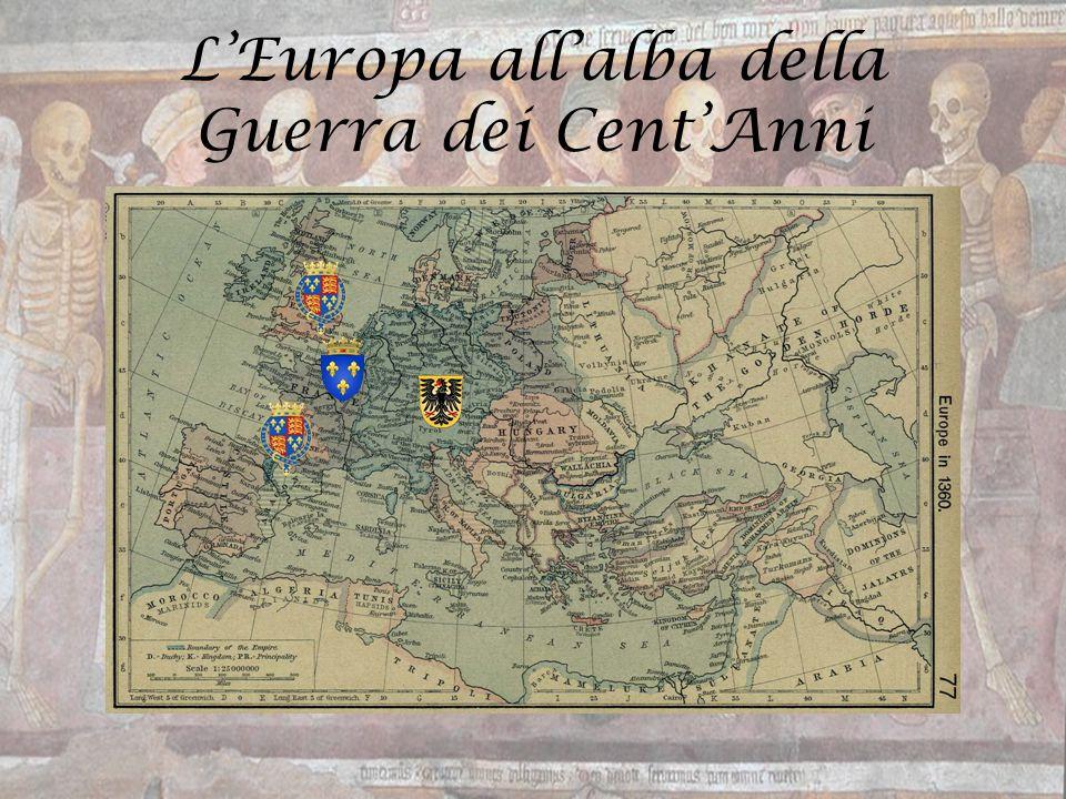 L'Europa all'alba della Guerra dei Cent'Anni