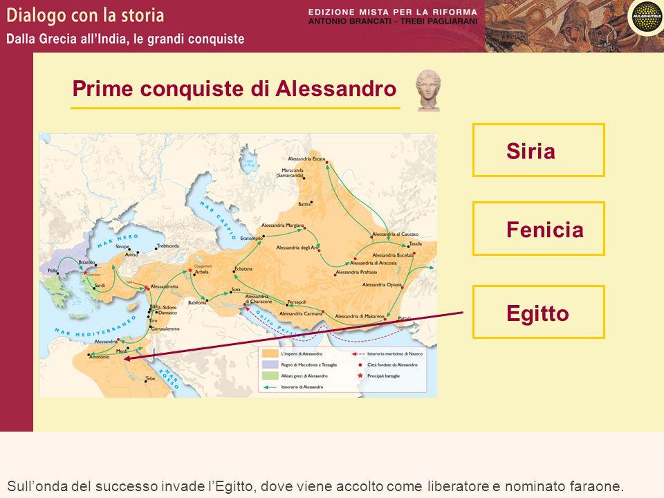diffonde ovunque le istituzioni, la lingua e la cultura ellenica Impero universale di Alessandro popoli, lingue e culture diverse STATO UNIFORME diffusione cultura ellenica