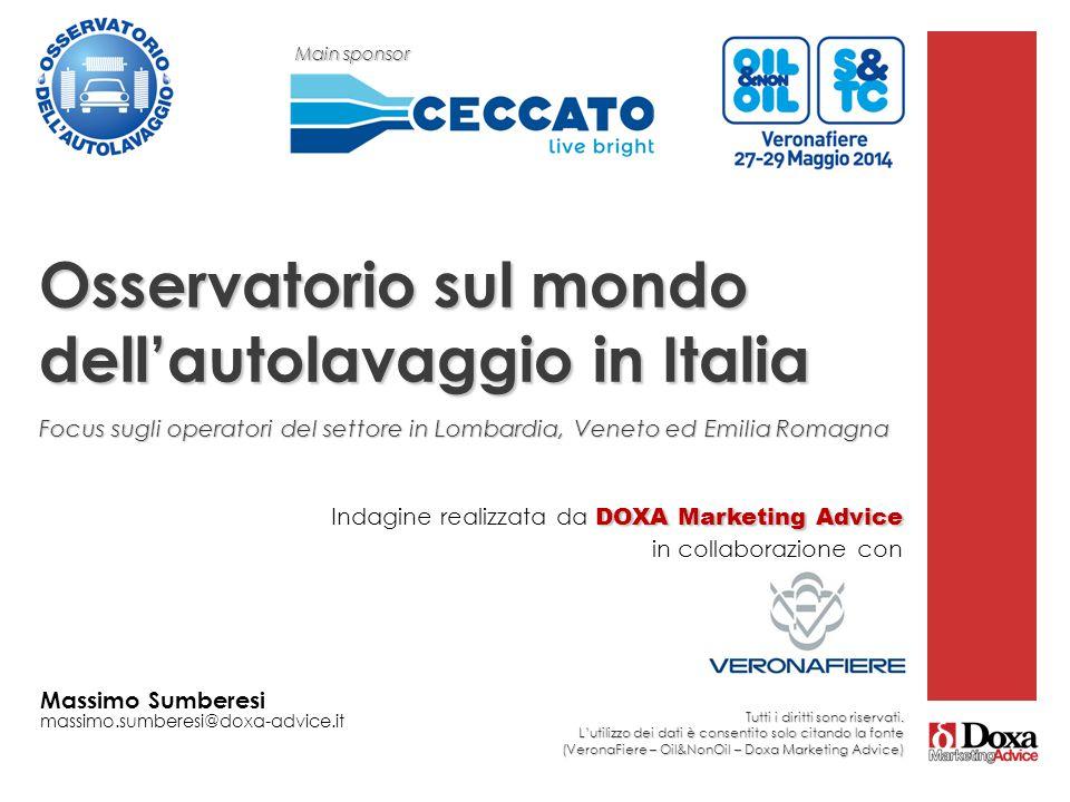 36 DOXA Marketing Advice Indagine realizzata da DOXA Marketing Advice in collaborazione con Massimo Sumberesi massimo.sumberesi@doxa-advice.it Osserva