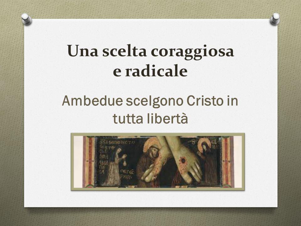 Francesco e Chiara due anime eucaristiche