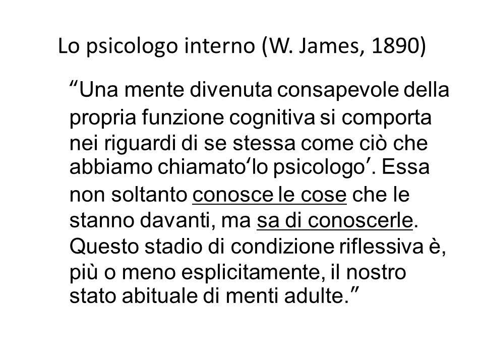 Lo psicologo interno (W.