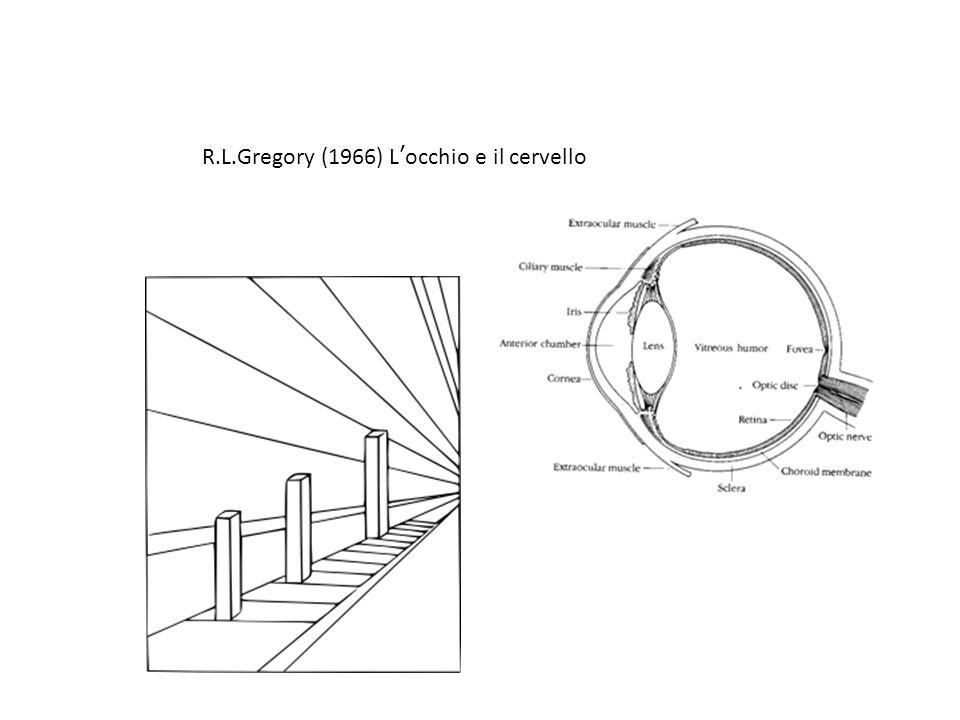 R.L.Gregory (1966) L'occhio e il cervello