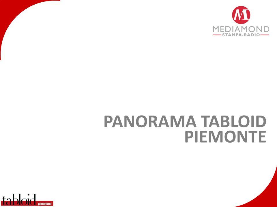 PANORAMA TABLOID PIEMONTE