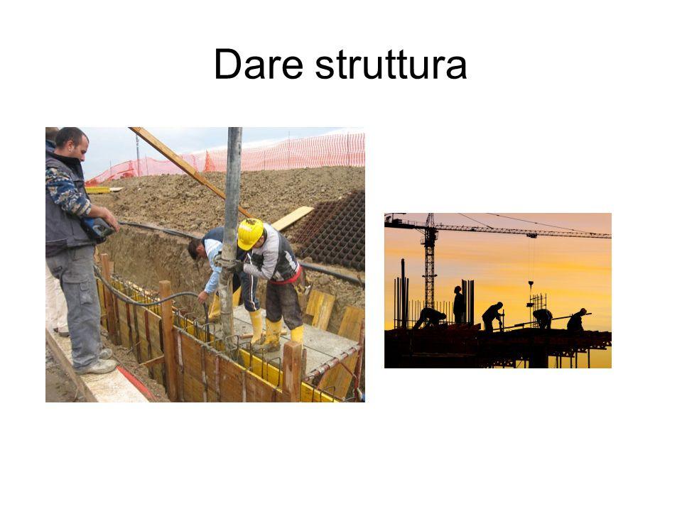 Dare struttura