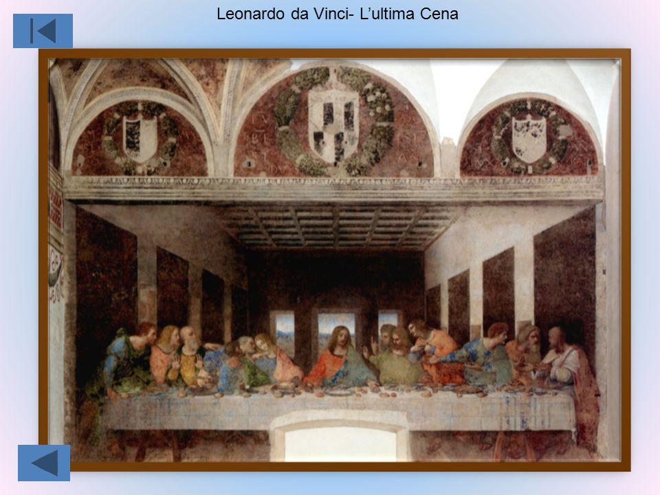 Leonardo da Vinci- La Gioconda (Monna Lisa)