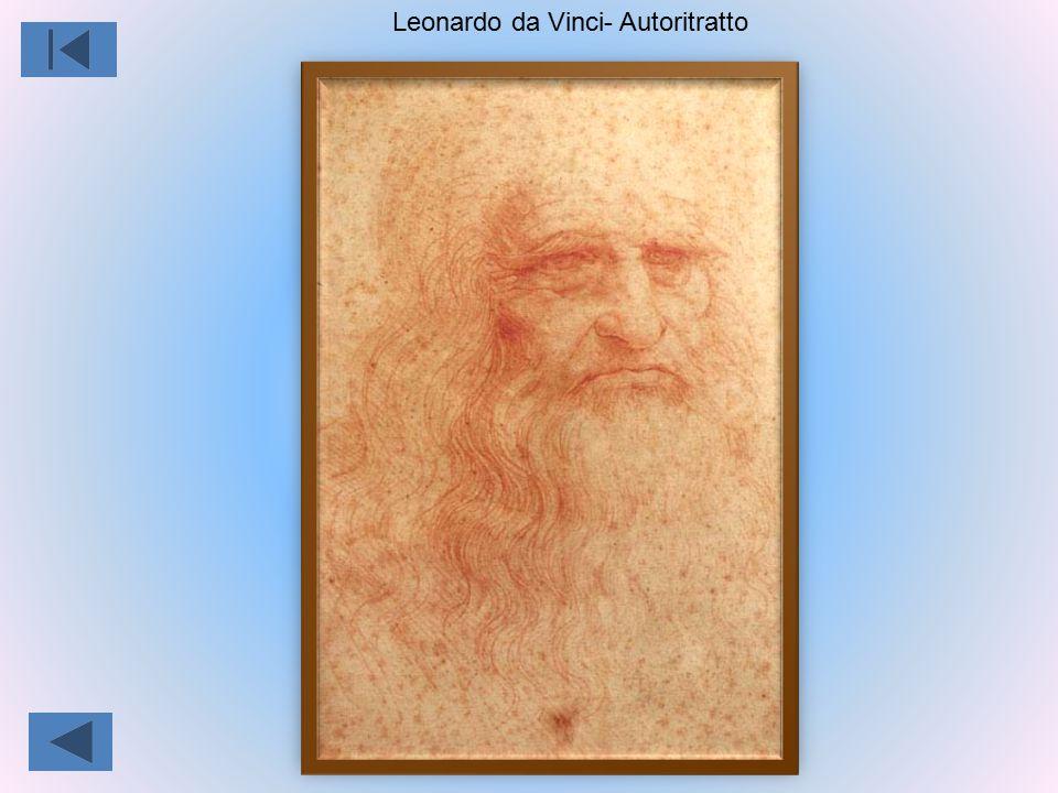 Leonardo da Vinci- L'uomo Vitruviano
