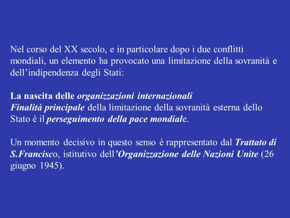 LA SEPARAZIONE DEI POTERI: Il principio di separazione dei poteri è un prodotto del costituzionalismo liberale (Montesquieu, Lo Spirito delle leggi, 1748).