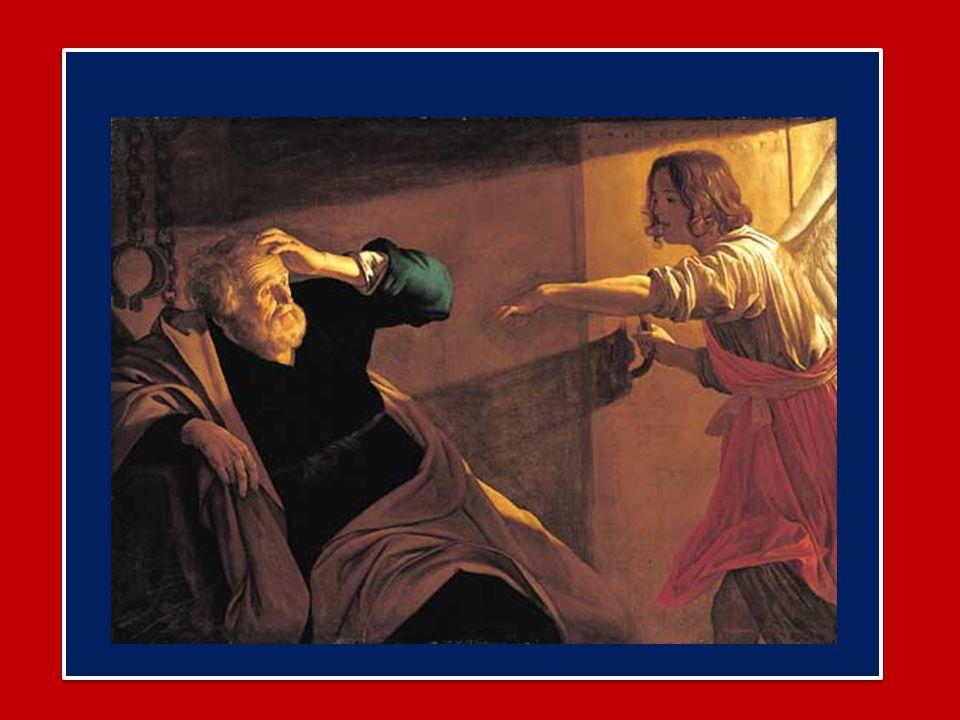 «Mentre Pietro dunque era tenuto in carcere, dalla Chiesa saliva incessantemente a Dio una preghiera per lui» «Mentre Pietro dunque era tenuto in carc