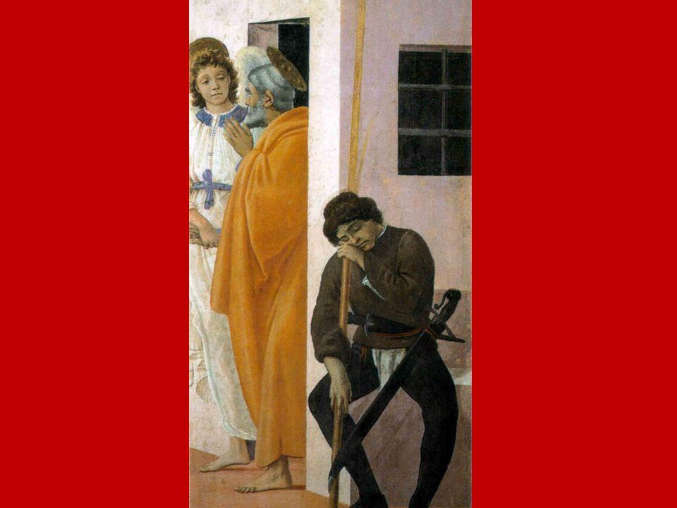 Il martirio che subirà poi a Roma lo unirà definitivamente a Cristo, che gli aveva detto: quando sarai vecchio un altro ti porterà dove tu non vuoi, p