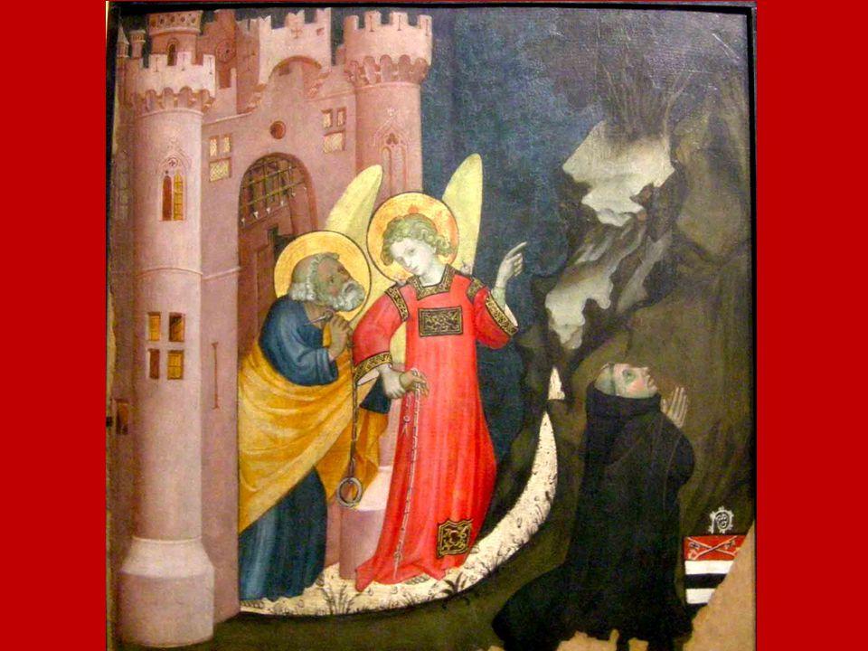 La carcerazione si San Pietro per volere di Erode Agrippa e la sua liberazione per l'intervento prodigioso dell'Angelo del Signore, alla vigilia del s