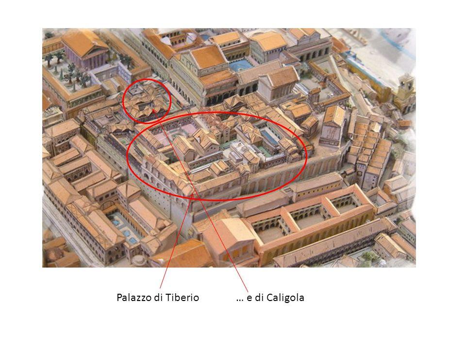 Palazzo di Tiberio … e di Caligola