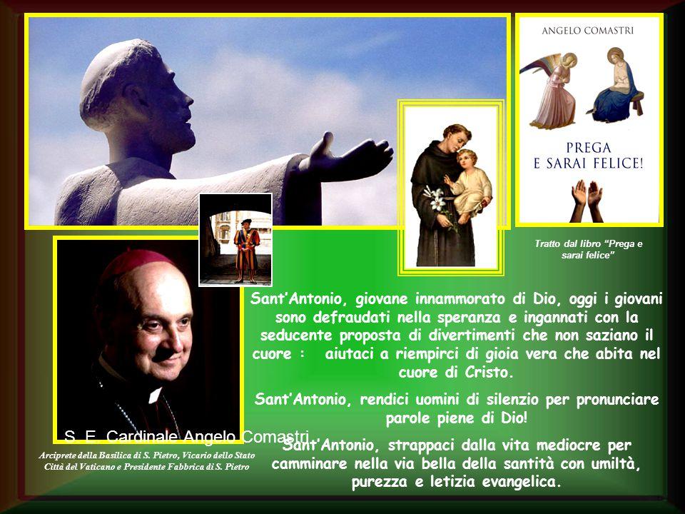 12 Sett. 1982 – G.P.II in visita a Padova Gioisci, Padova, nelle tue origini romane e addirittura pre-romane; agli splendidi eventi della tua storia t