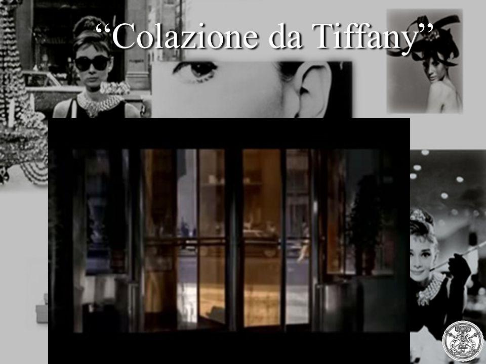 """""""Colazione da Tiffany"""""""