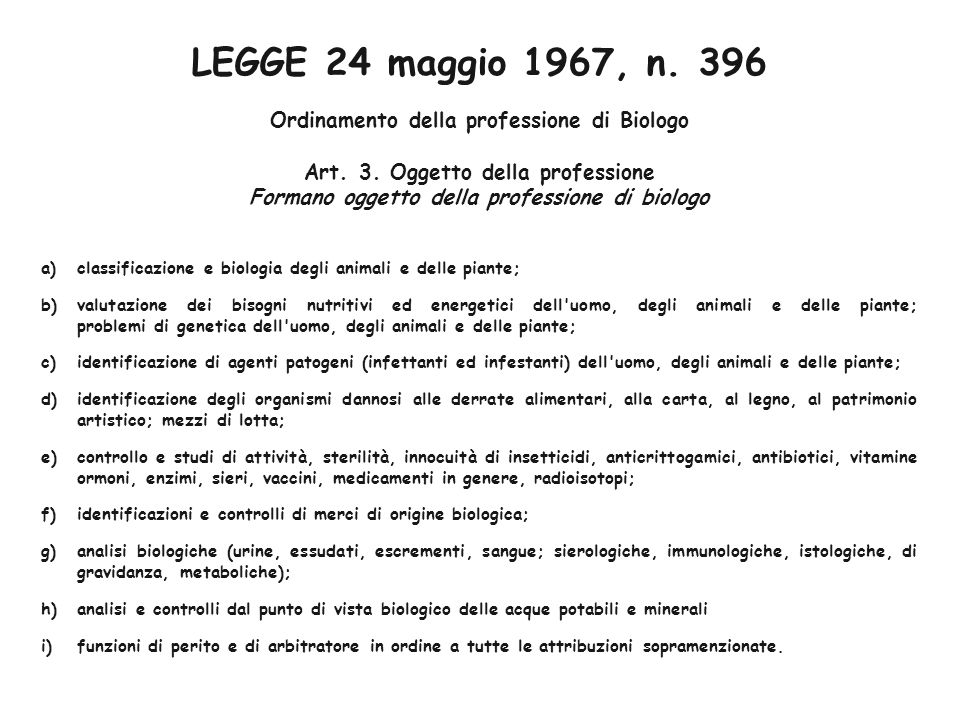 Legge 833/78 D.P.R.