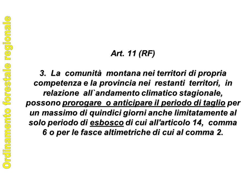 Art. 11 (RF) 3.