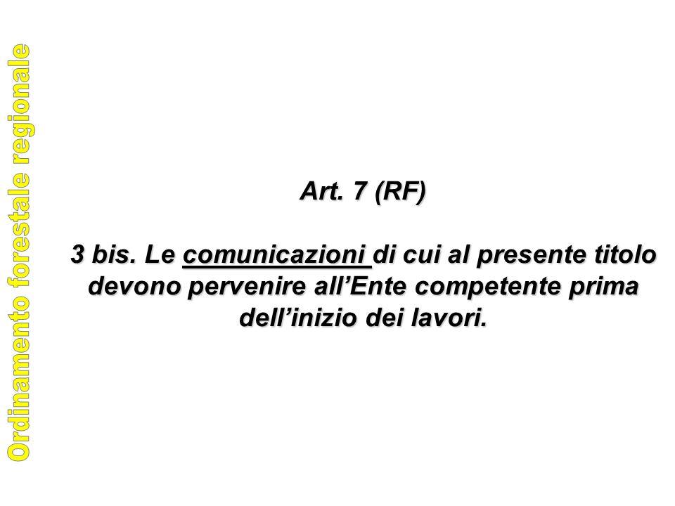Art. 7 (RF) 3 bis.