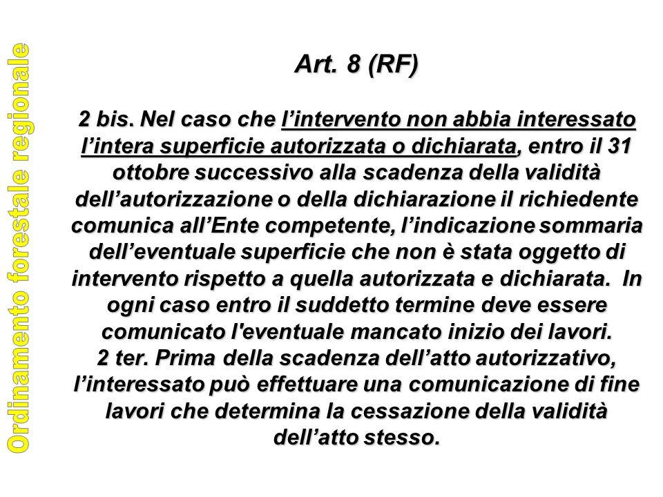 Art. 8 (RF) 2 bis.