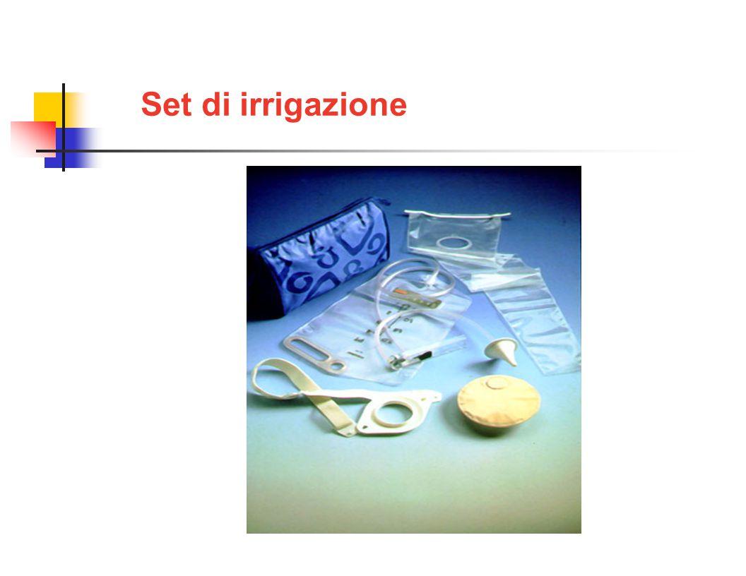 Set di irrigazione