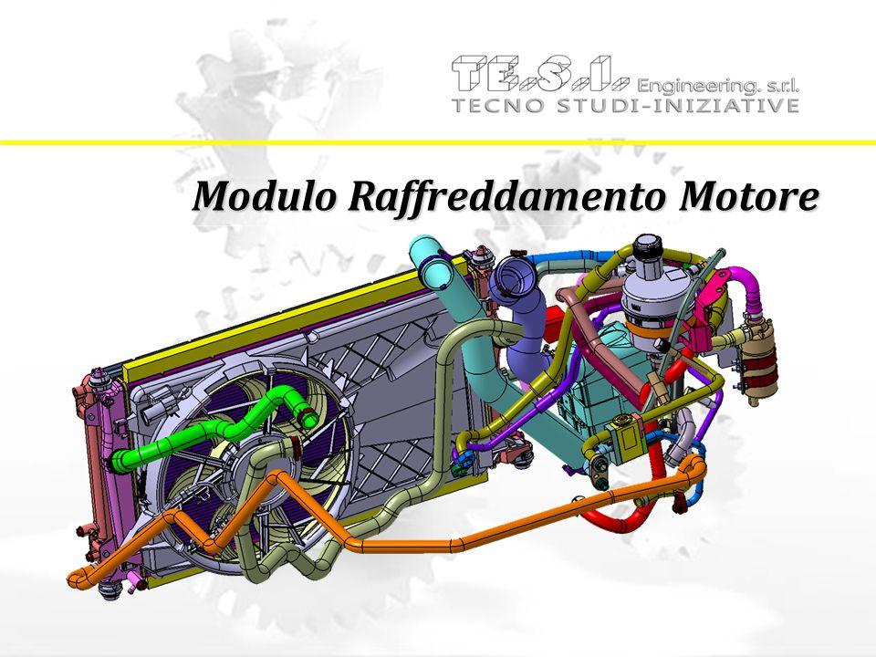 Modulo Raffreddamento Motore