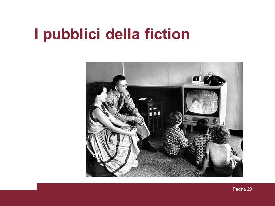 Pagina 28 I pubblici della fiction