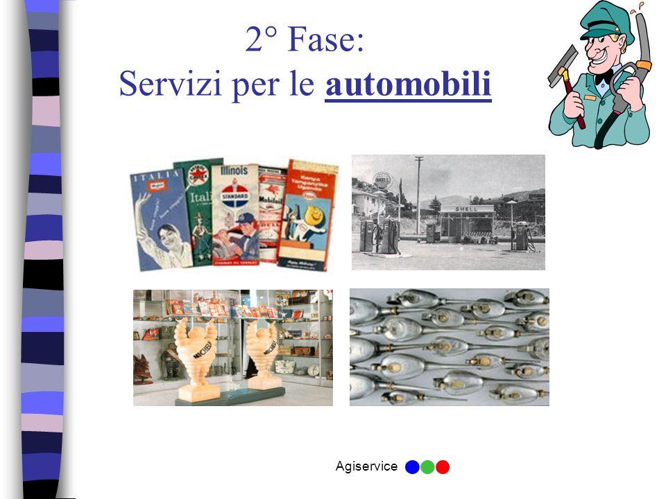 Agiservice 2° Fase: Servizi per le automobili